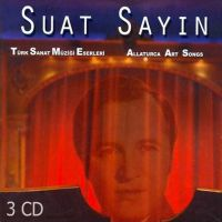 Suat Sayın 3 CD BOX SET